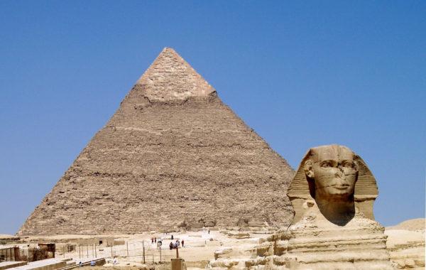 Egitto. Le piramidi, la sfinge, la valle dei Re.